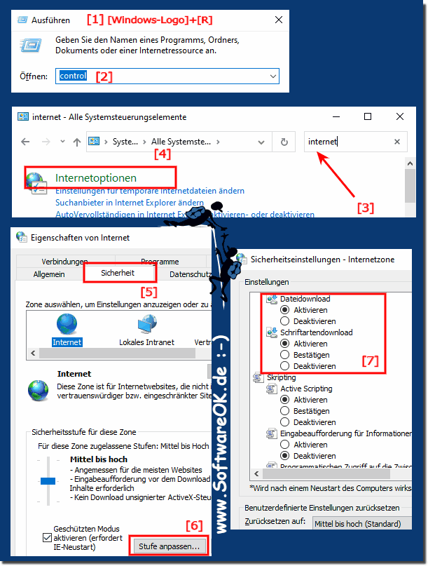 FTP Download im Windows Explorer Fehler Meldung!