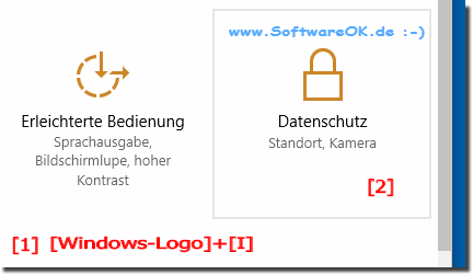 Datenschutz in Windows-10!
