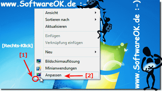 Windows 7 fertig instaliert!