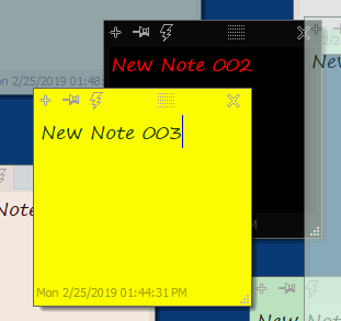 Aalternative zu Sticky Note aus Windows 7