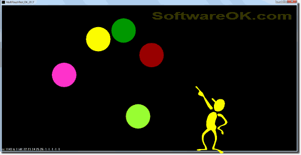 Multi Touch Test Freeware!