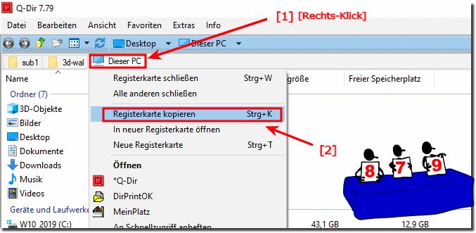Ps Datei Explorer