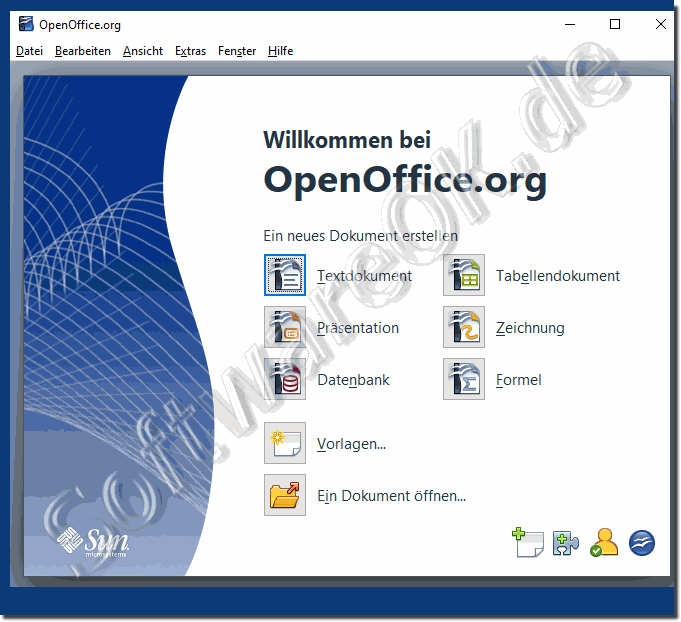 Download Alternative zu Microsofts Office!