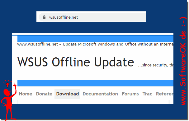 Das Windows Offline Update für MS OS!