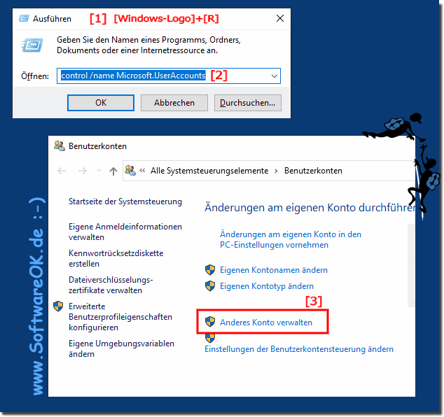 Windows 10 Gastkonto aktivieren!