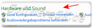 Windows 7 Drucker Problembehandlung