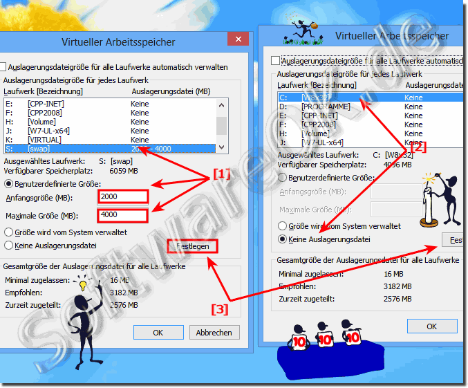 how to delete hiberfil.sys and pagefile.sys windows 8