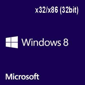 Windows-8 x32 x86 32bit bestellen