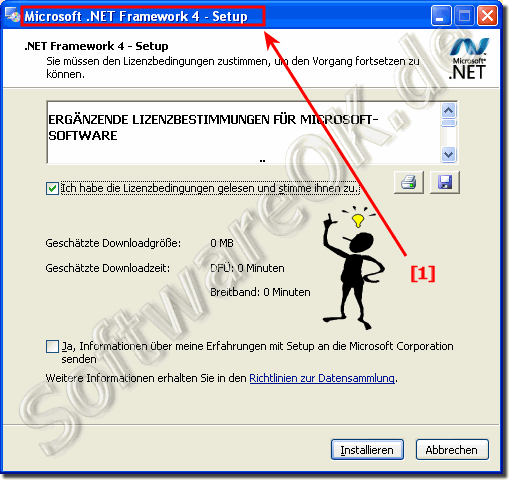 Windows NET-Framework 4.0 Setup