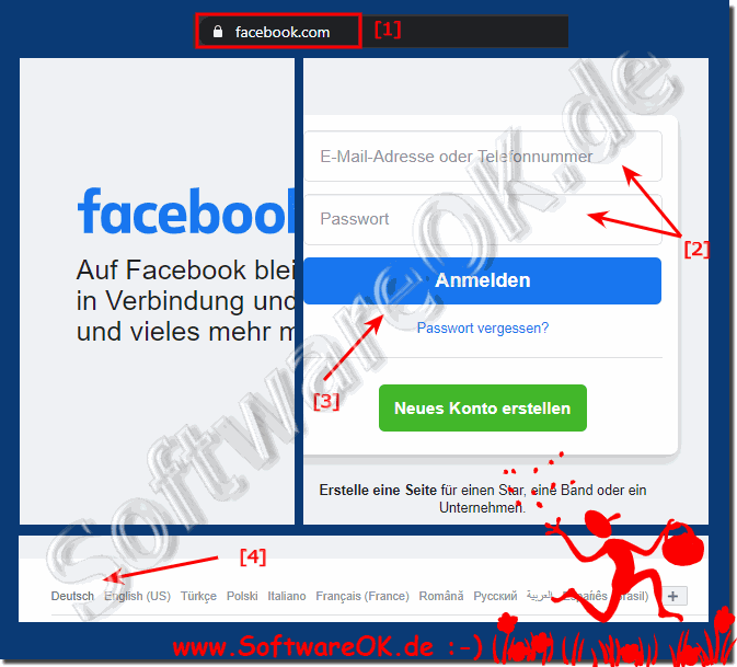 Login deutsch www facebook com logo/fbfordevelopers