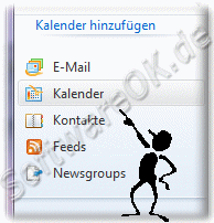 Windows 7 Live Mail Kontakte