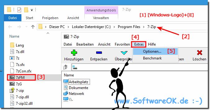 windows 7 auf deutsch umstellen