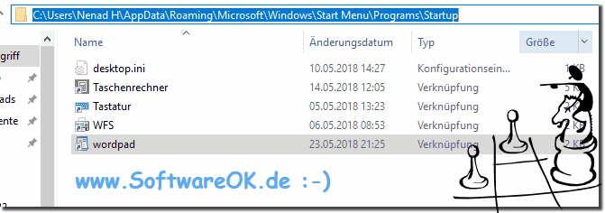 Autostart in Windows 10 verwenden!