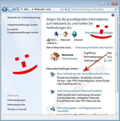 T Onlinede Tdsl Bei Windows 7 Einrichten Kann Man Das