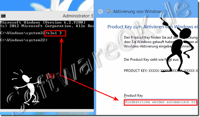 windows 8 aktivieren ohne product key