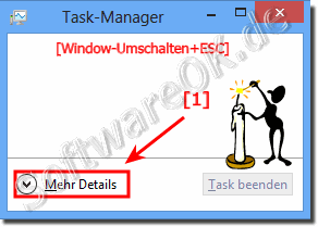 Windows-8 8.1 Task-Manager